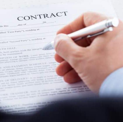 Contracte comerciale, civile, afaceri: